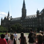Georgetown Tour